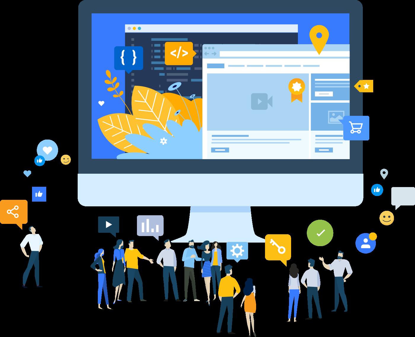 Site Web évolutif